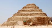 La piramide a gradoni