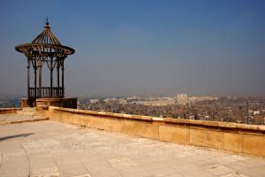 Terrazza della Moschea di Mohamed Ali'
